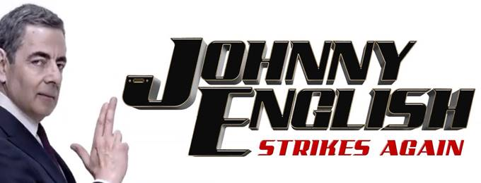 jhonny english strikes again