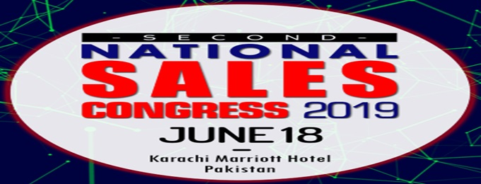 2nd national sales congress 2019