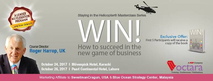 win! how to succeed in the new game of business