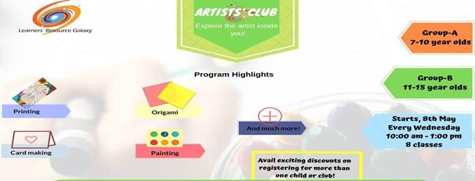 artists' club