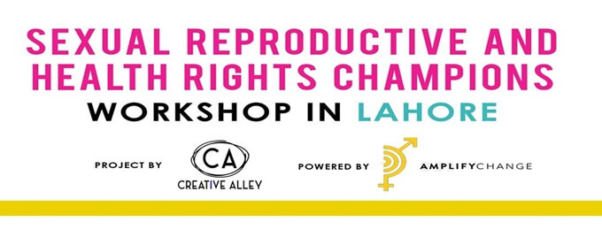 srhr champion's workshop