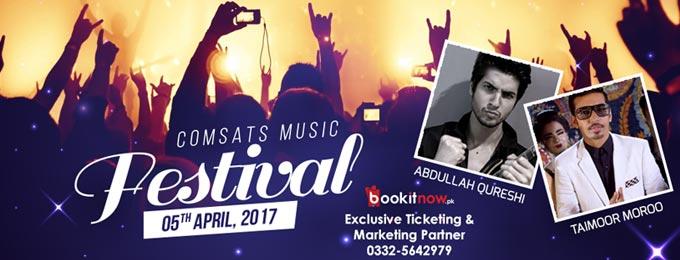 comsats music festival