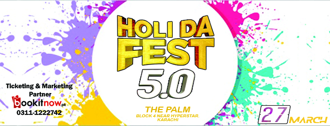 HOLY DA FEST