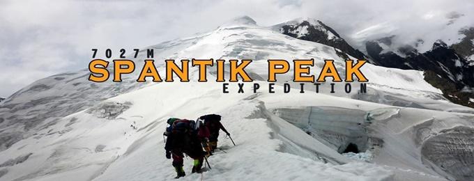 Spantik Peak Expedition