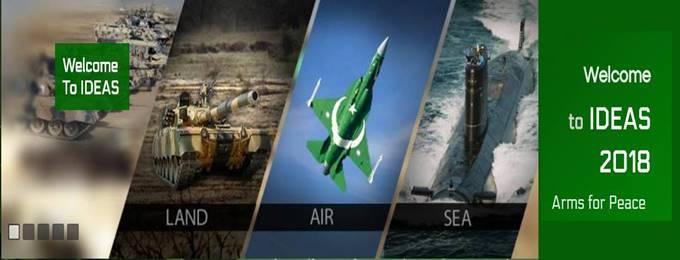 ideas 2018 pakistan (10th international defence exhibition)