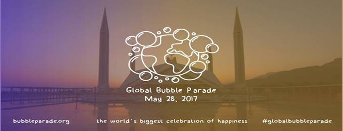 global bubble parade islamabad