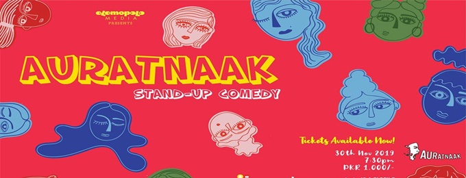 Auratnaak Stand-up Comedy