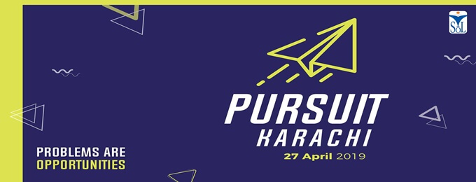 pursuit - karachi