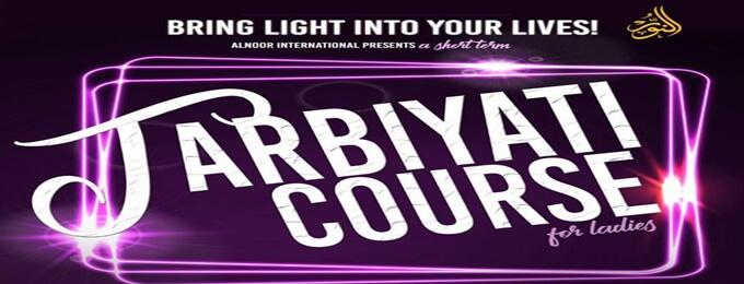 tarbiyyati course (1 month)