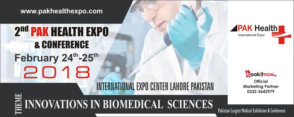 pak health expo 2018