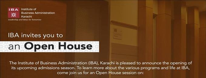 iba open house 2019